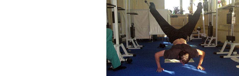 Декомпрессионные упражнения